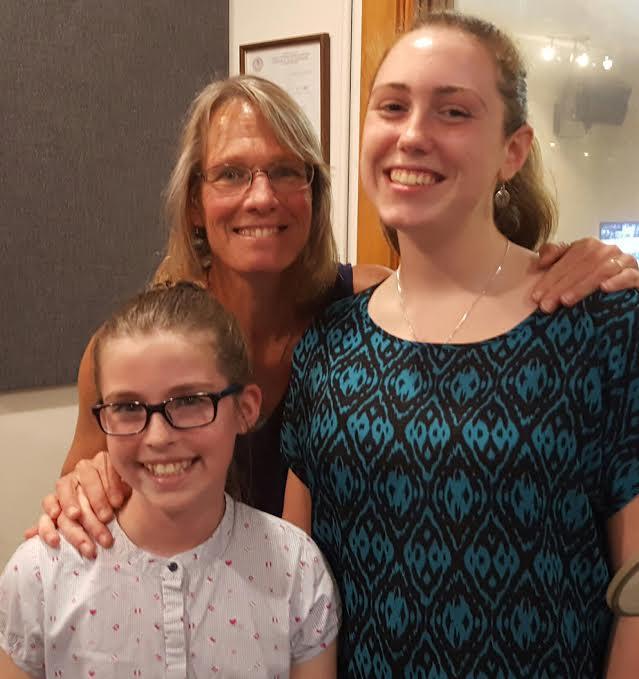 Sandy Errante, Malia Kassell, Emma Moyer