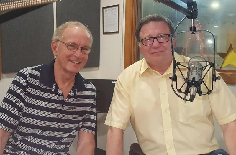 Tom Wisniewski & Bob Marks