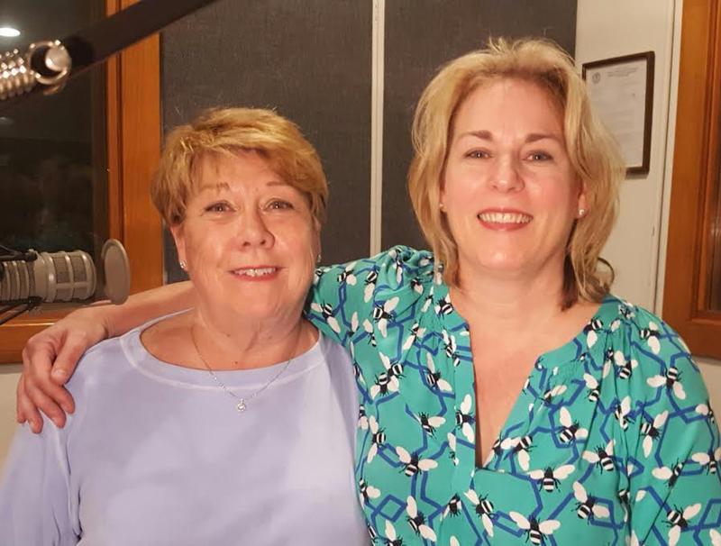 Linda Brown & Carol Kennedy from Women's Impact Network