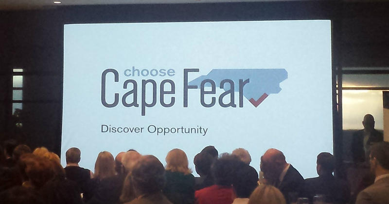 The Wilmington Chamber unveiled its new regional economic development marketing initiative slogan: Choose Cape Fear – Discover Opportunity.