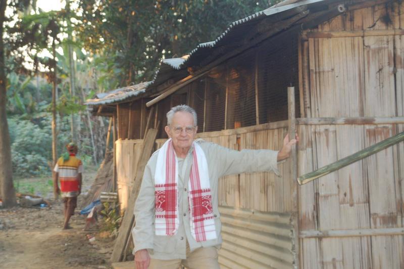 Paul Wilkes in India