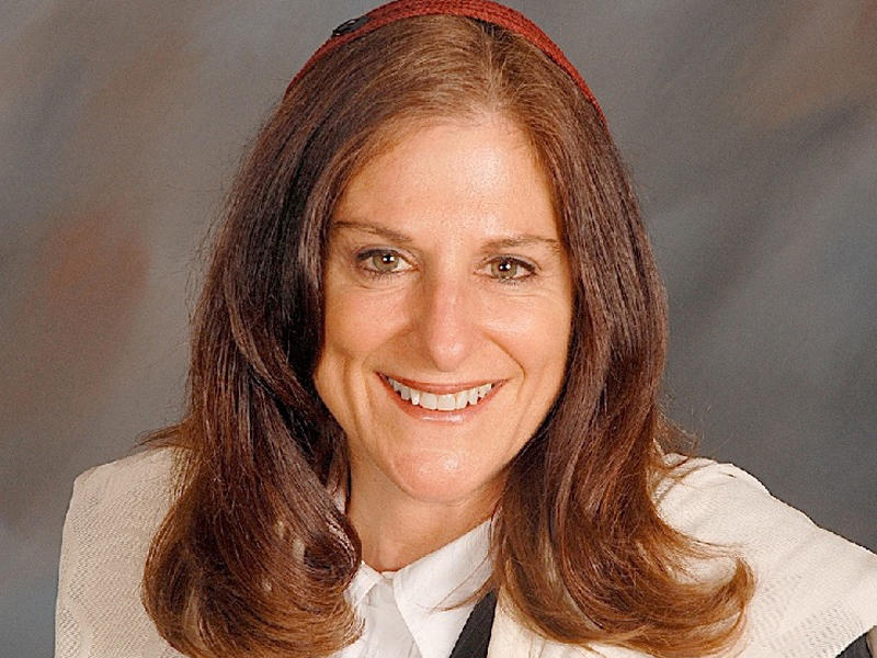 Rabbi Julie Kozlow is the spiritual leader of B'Nai Israel in Wilmington, NC.