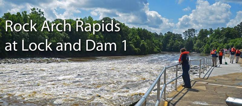 Built between 1915 and 1935, the three locks and dams once passed commercial traffic up and down the river. Today, the locks and dams rarely lock large vessels through; instead, they help protect water intakes for cities and industries along the river.