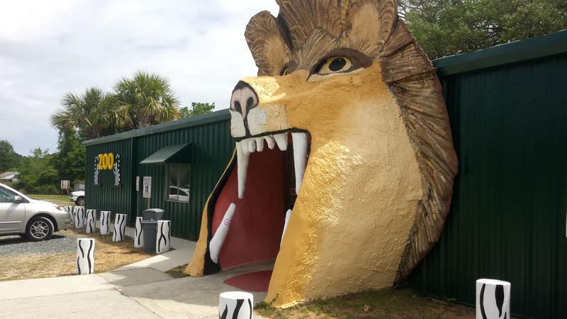 Tregembo Animal Park is located at 5811 Carolina Beach Road.