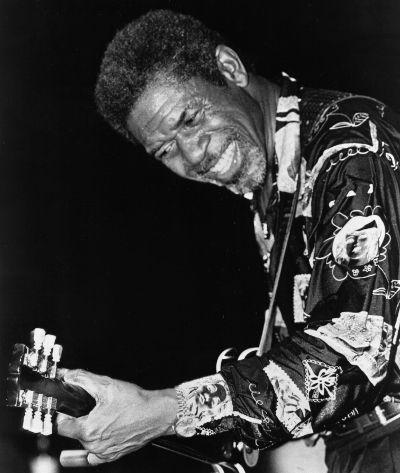 Luther Allison