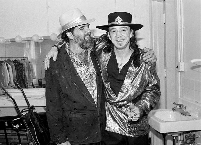 Lonnie Mack & Stevie Ray Vaughan