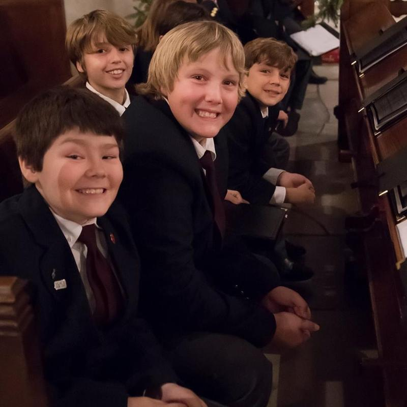 Boys from the Choir