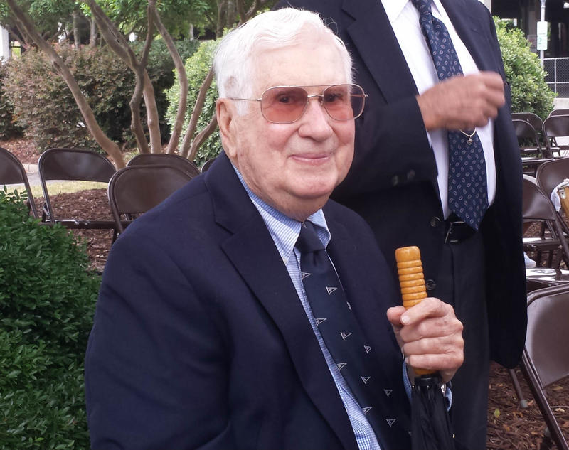 It was a local group of mariners, led by Capt. Henry Helgesen, a retired U.S. Coast Guard officer and 1945 graduate of the Merchant Marine Academy, that raised the money to build the monument.
