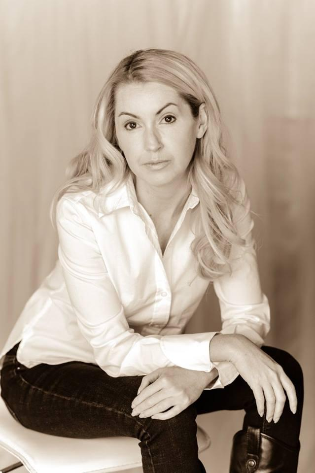 Erin Hunter plays Celia Rivenbark