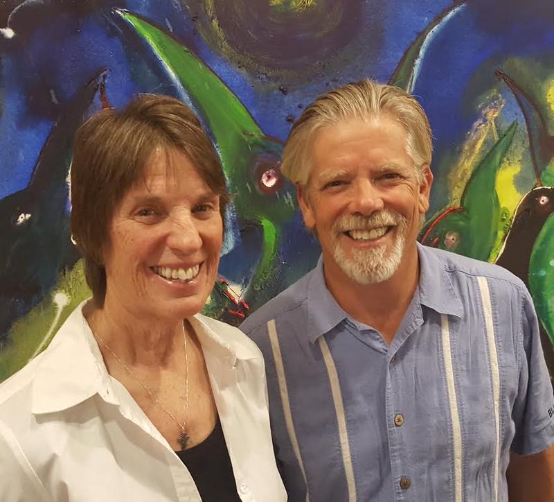 Jane Skubic & Larry Reinhart