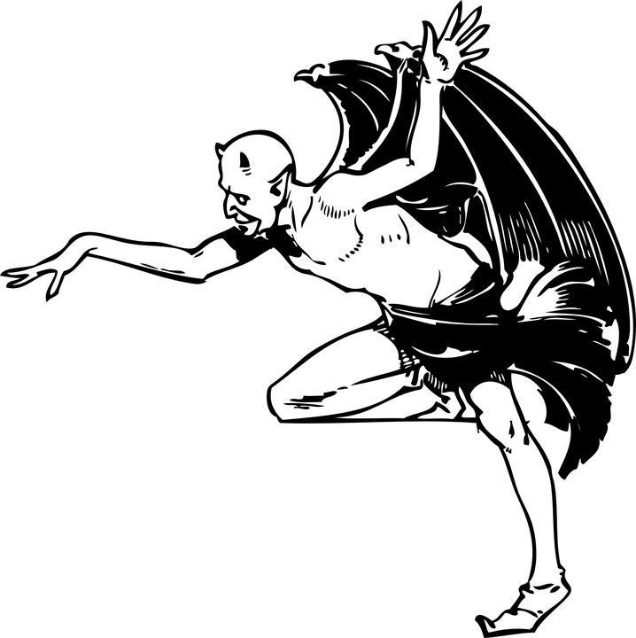 Devil Dancing