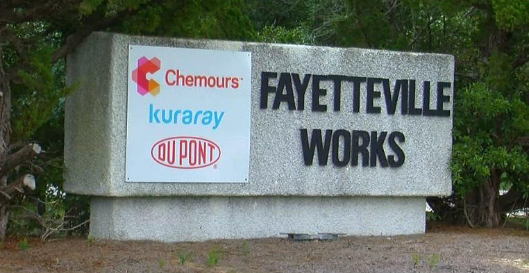 The N.C. Department of Environmental Quality has ordered Chemours to stop releasing all fluorinated compounds into the Cape Fear River.