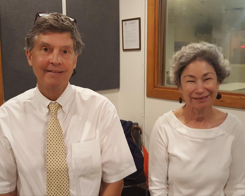 Michael Murchison & Camilla Herlevich