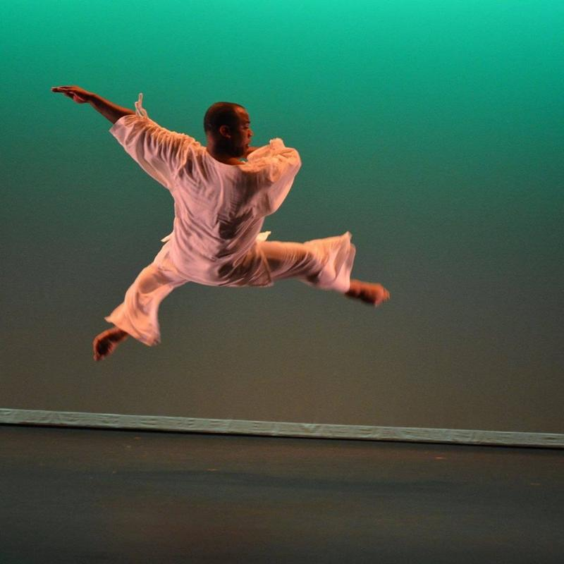 Dancer Qaadir Hicks will perform a solo at Retro Fusion & Illusion
