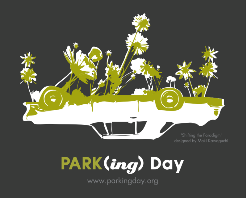 Park(ing) Day 2017 Official Poster