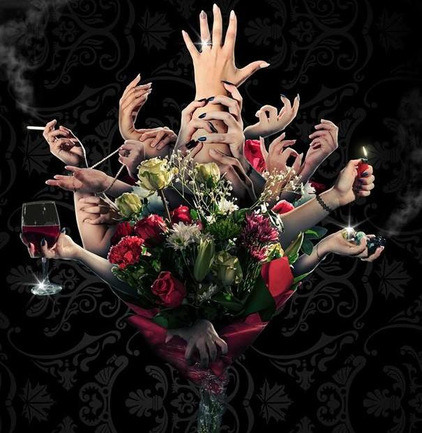 """Bachelorette"" poster by Jordan Vogt"