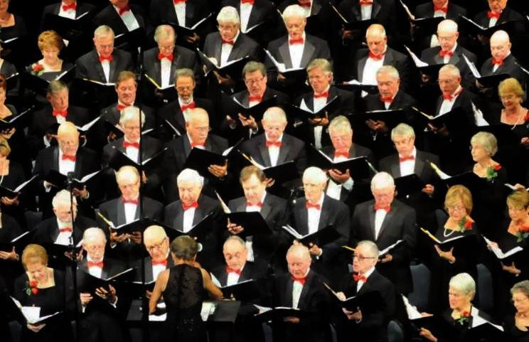 Sea Notes Choral Society