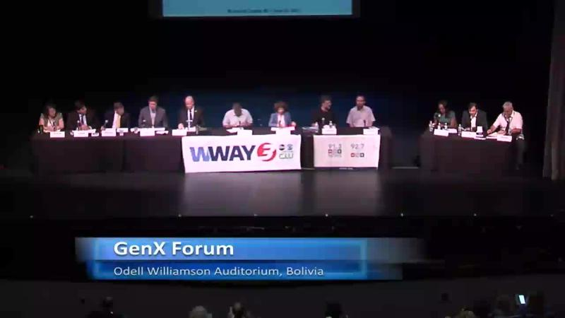 Several forums have been held in the region, to try and educate the public on the water situation.