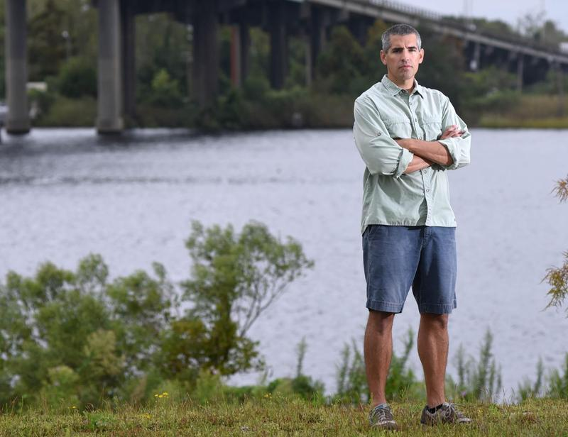 Kemp Burdette is the Cape Fear River Keeper.