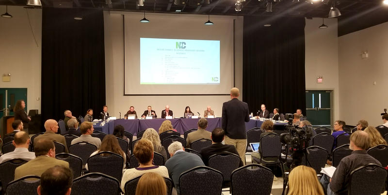 Some revelations came out of Monday's meeting of the N.C. Secretaries' Science Advisory Board held at UNCW on Monday.