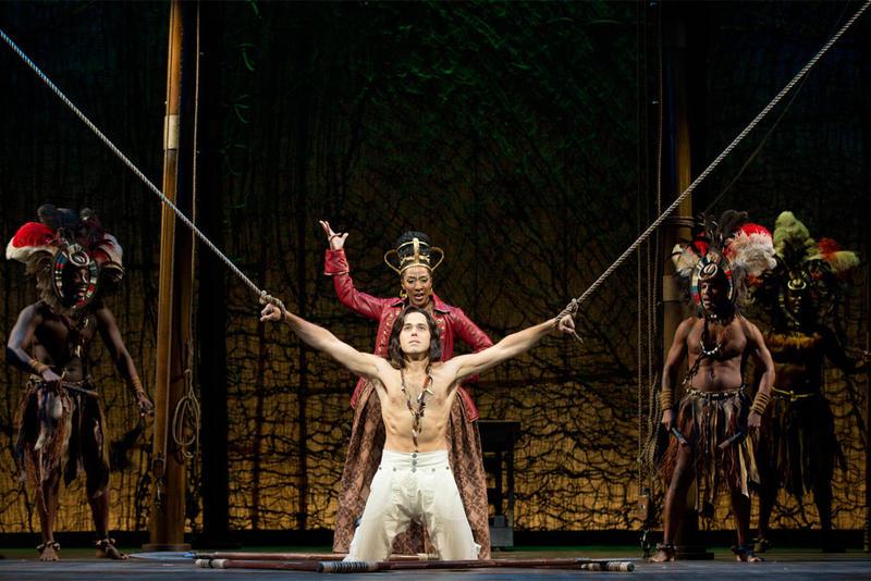 """""""Amazing Grace"""" on Broadway"""
