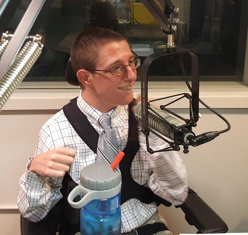 Joshua Brinkley at WHQR