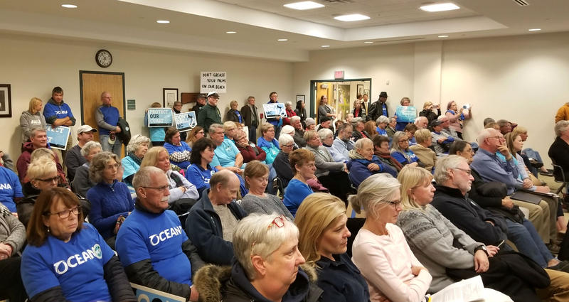 In a surprise vote Tuesday, Brunswick County voted to walk back its support for offshore drilling and seismic testing.