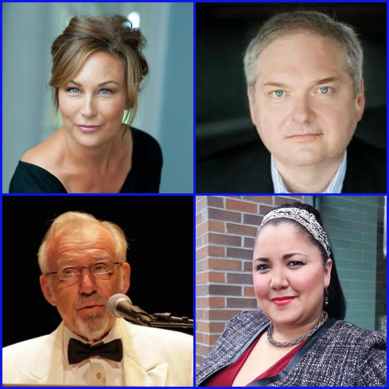 Clockwise from top left: Nina Repeta, Bob Workmon, LaRaisha Burnette Dionne, Phil Furia