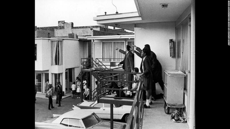 Lorraine Motel, 1968