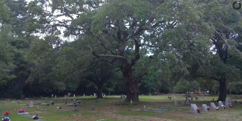 John N. Smith Cemetery, Southport, NC