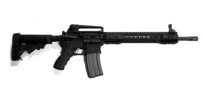 Anderson AR-15, 2016