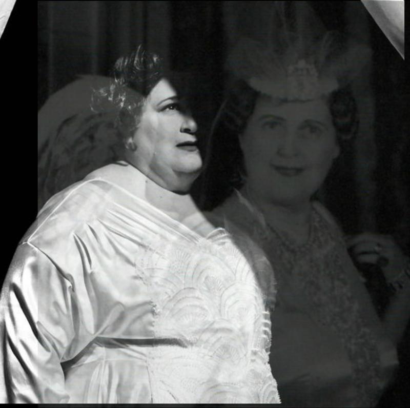 Cindy Colucci (l) & Florence