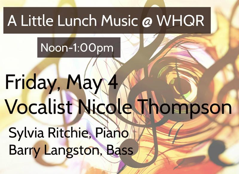 A Little Lunch Music-Nicole Thompson