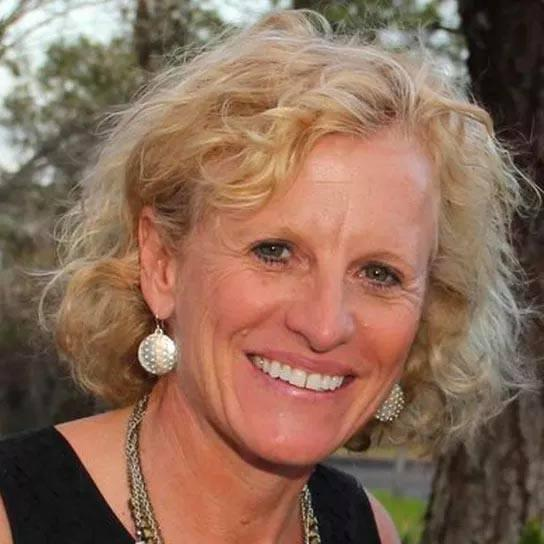 Julia Olson-Boseman is seeking one of two open seats on the New Hanover County Board of Commissioners.