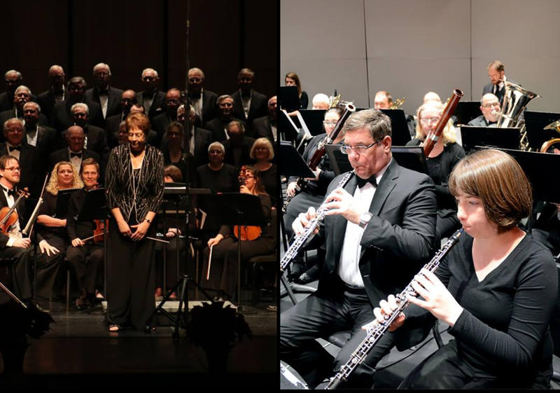 Wilmington Choral Society/Wilmington Symphonic Winds