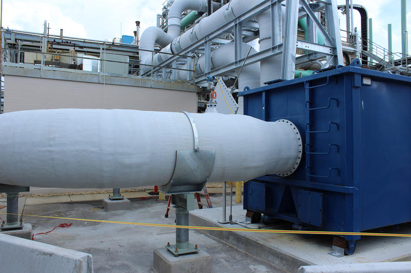 Chemours announced that carbon adsorption bed technology has been installed at two locations on its Fayetteville Works plant on the Cape Fear River. This is supposed to reduce the emissions of GenX into the air immediately.