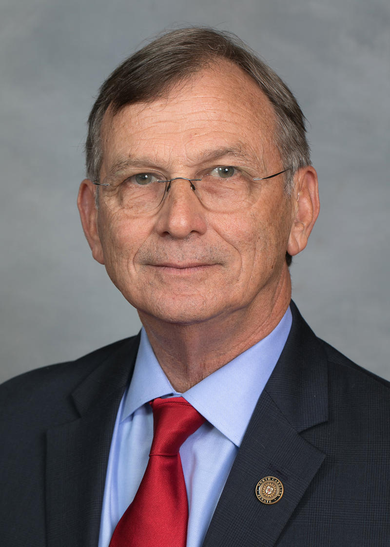 NC Senator Bill Rabon (R-Brunswick)