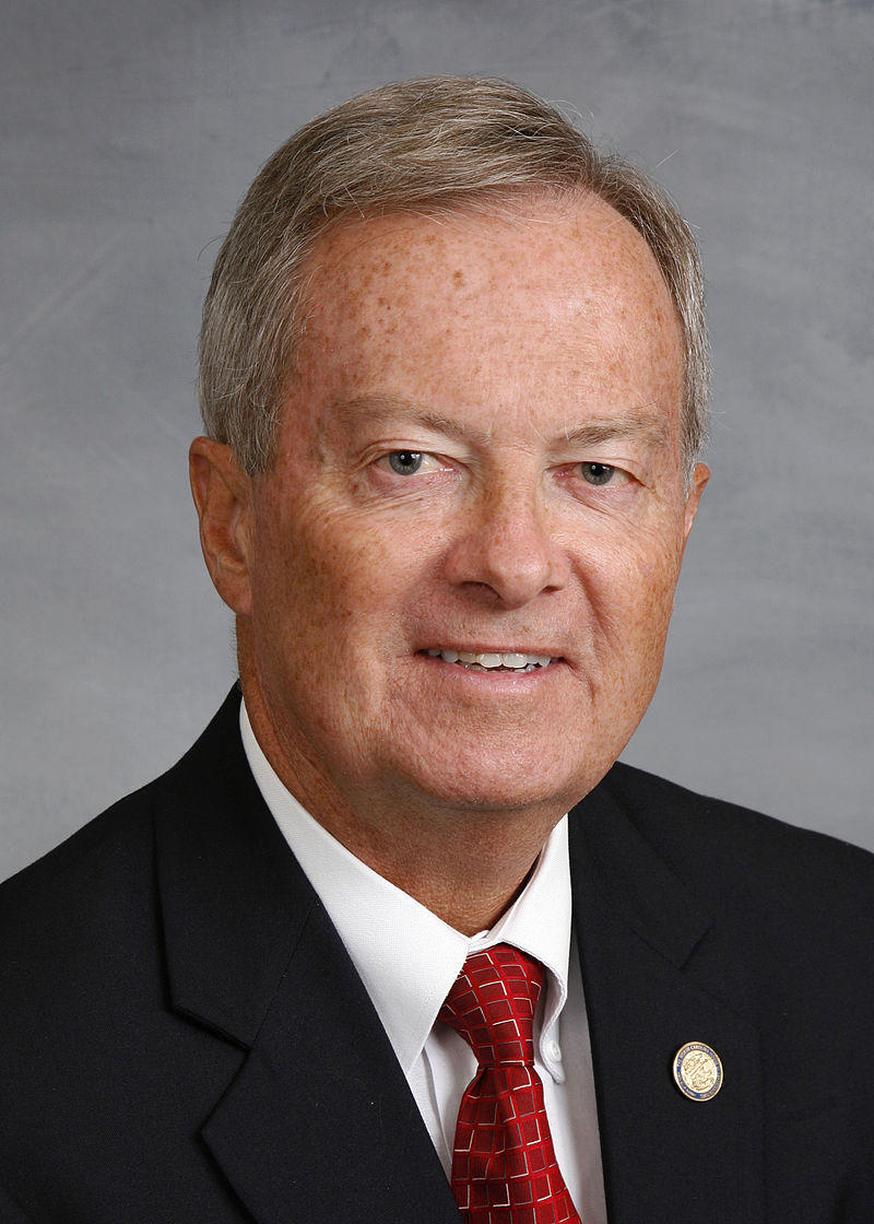 Rep. Frank Iler (R-Brunswick County) won his primary battle against Pat Sykes and is seeking his fifth term.