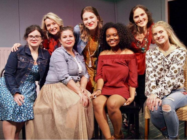 """Good Ol' Girls"" cast"