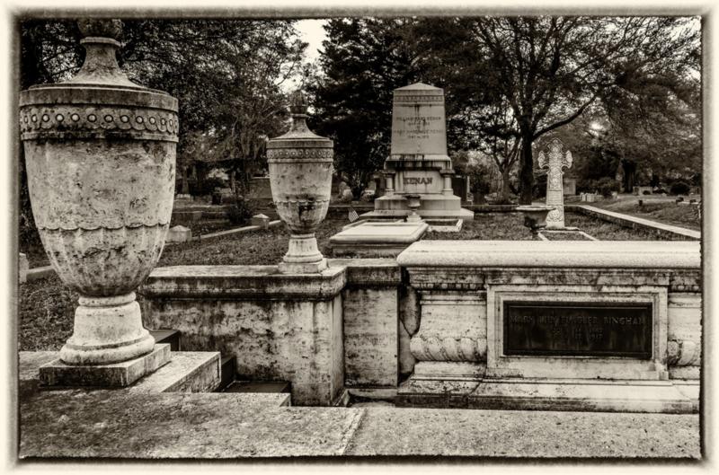 The Kenan Mausoleum
