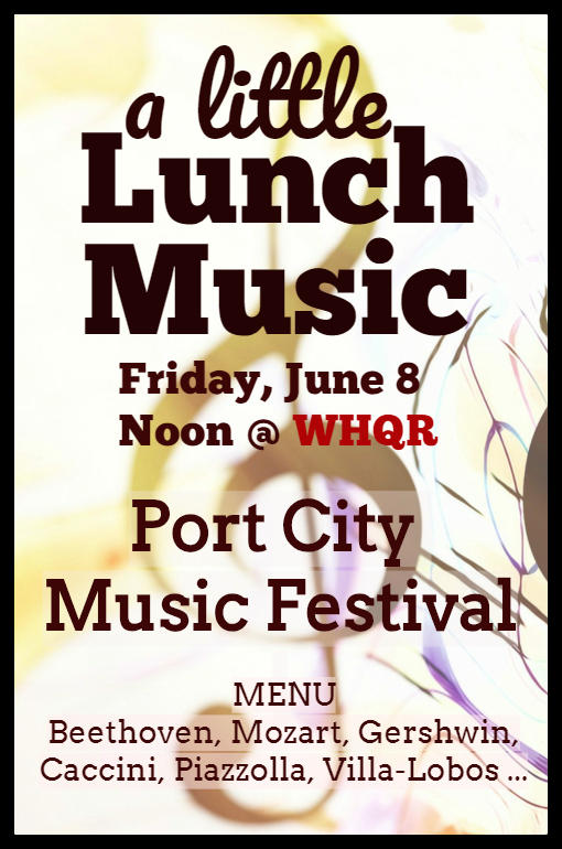 A Little Lunch Music-Port City Music Festival