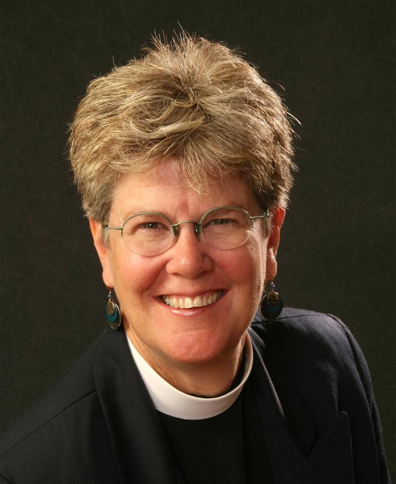 The Very Reverend Tracey Lind