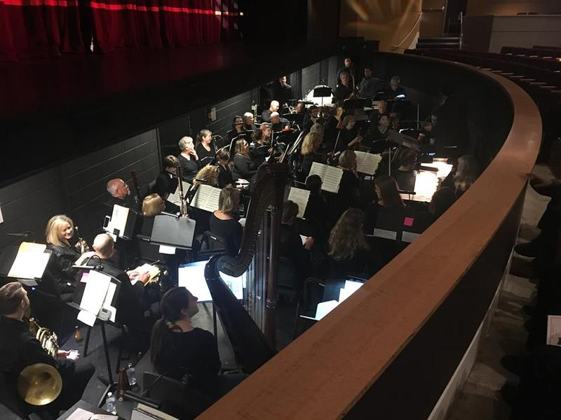 City Ballet of Wilmington Orchestra