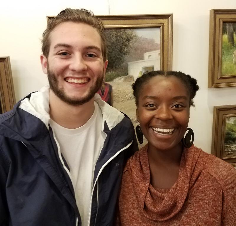 Tommy Goodwin & Safi Veliora Omar