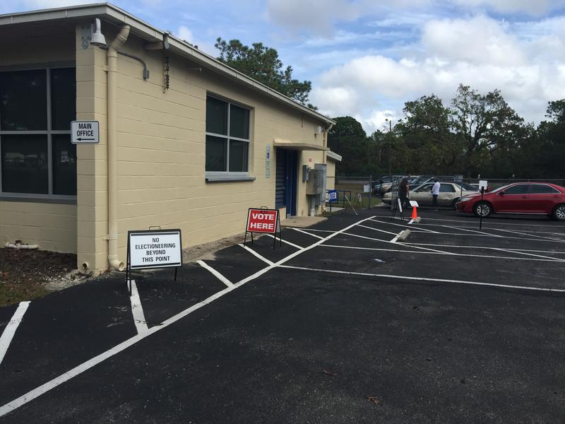 JC Roe is one of the polling locations in New Hanover County that changed due to Hurricane Florence impacts.