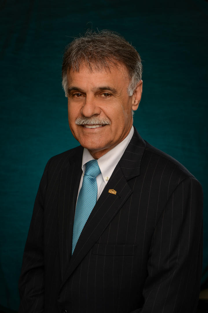 Chancellor Jose Sartarelli has led UNCW since 2015.  He's presided over the two largest gifts to the university in its history.