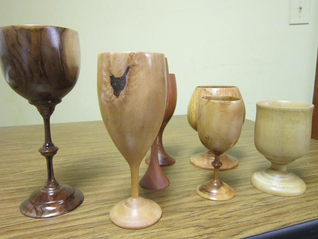 Cfcc Offers First Woodturning Class Whqr