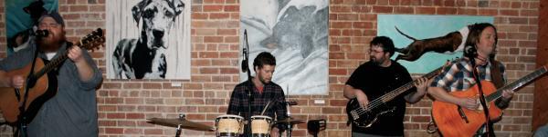 Mac & Juice Quartet @ WHQR