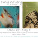 Closing Reception: Friday, April 24 6-9 PM
