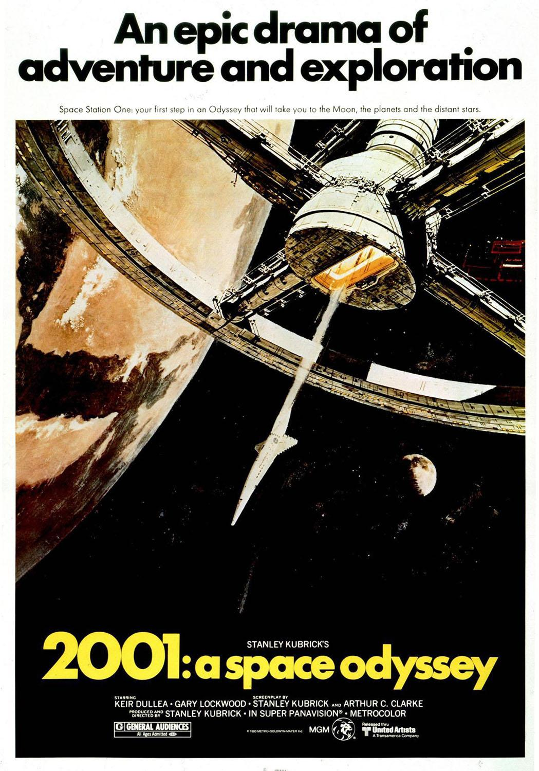 Image result for 2001: A Space Odyssey